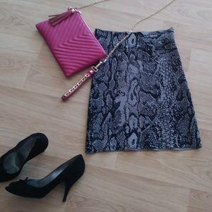 BCBG bodycon skirt size S💥